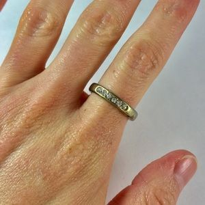 Jewelry - Crystal Band